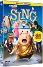 Copertina  Sing [DVD]