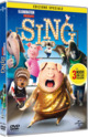 Cover Dvd Sing