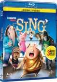 Film Sing (Blu-ray) Christophe Lourdelet Garth Jennings