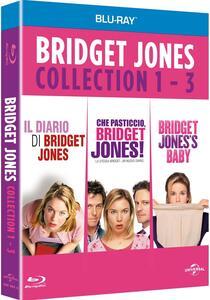 Bridget Jones Collection (3 Blu-ray) di Beeban Kidron