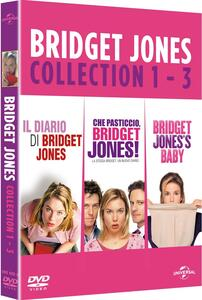 Bridget Jones Collection (3 DVD) di Beeban Kidron,Sharon Maguire
