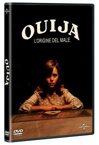 Cover Dvd Ouija. L'origine del male (DVD)