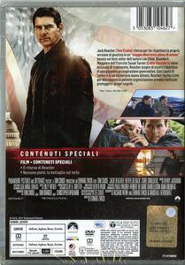 Jack Reacher. Punto di non ritorno (DVD) di Edward Zwick - DVD - 2