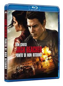 Jack Reacher. Punto di non ritorno (Blu-ray) di Edward Zwick - Blu-ray