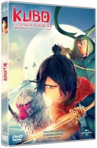 Cover Dvd Kubo e la spada magica (DVD)