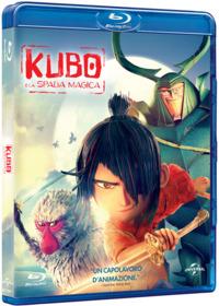Cover Dvd Kubo e la spada magica (Blu-ray)
