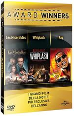 Les Misérables. Whiplash. Ray. Oscar Collection (3 DVD)