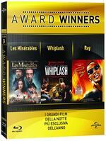 Les Misérables. Whiplash. Ray. Oscar Collection (3 Blu-ray)