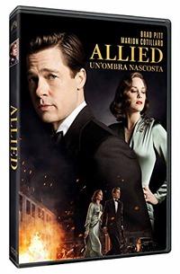Cover Dvd Allied. Un'ombra nascosta (DVD) (DVD)