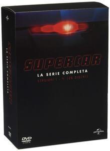 Supercar. La serie completa. Serie TV ita (26 DVD) di Winrich Kolbe,Georg Fenady,Sidney Hayers,Bernard L. Kowalski - DVD