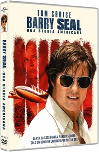 Cover Dvd Barry Seal. Una storia americana (DVD)