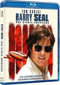 Cover Dvd Barry Seal. Una storia americana (Blu-ray)