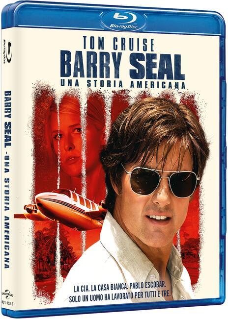 Barry Seal. Una storia americana (Blu-ray) di Doug Liman - Blu-ray