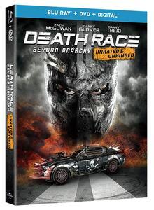 Film Death Race. Anarchia (Blu-ray) Don Michael Paul