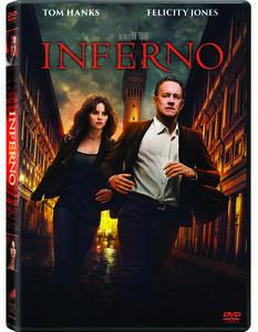 Inferno (DVD) di Ron Howard - DVD