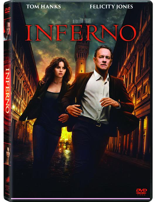 Inferno (DVD) di Ron Howard - DVD - 2