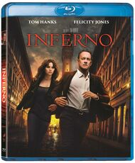 Film Inferno (Blu-ray) Ron Howard