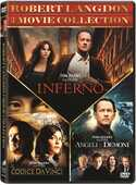 Film Robert Langdon Trilogy (3 DVD) Ron Howard
