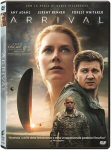 Arrival (DVD) di Denis Villeneuve - DVD