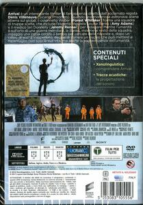 Arrival (DVD) di Denis Villeneuve - DVD - 2