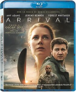 Arrival (Blu-ray) di Denis Villeneuve - Blu-ray