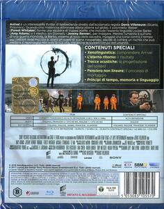 Arrival (Blu-ray) di Denis Villeneuve - Blu-ray - 2