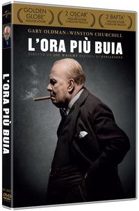 Cover Dvd L' ora più buia (DVD)