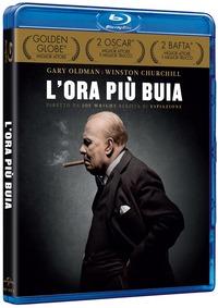Cover Dvd L' ora più buia (Blu-ray)