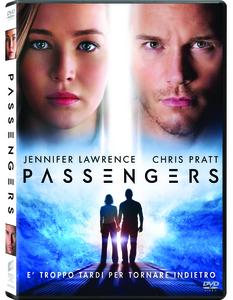 Film Passengers (DVD) Morten Tyldum