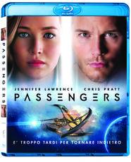 Film Passengers (Blu-ray) Morten Tyldum