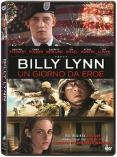 Film Billy Lynn. Un giorno da eroe (DVD) Ang Lee