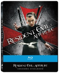 Cover Dvd Resident Evil. Afterlife. Limited Edition Steelbook (Blu-ray) (Blu-ray)
