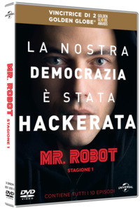 Cover Dvd Mr. Robot. Stagione 1 (DVD)