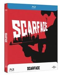 Cover Dvd Scarface. Con Steelbook