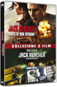 Jack Reacher collection (2 DVD) di Christopher McQuarrie,Edward Zwick