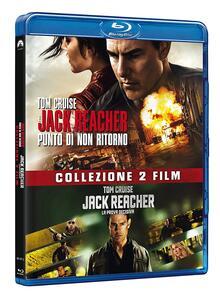 Jack Reacher collection (2 Blu-ray) di Christopher McQuarrie,Edward Zwick