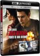 Cover Dvd DVD Jack Reacher - Punto di non ritorno