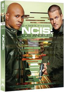 NCIS: Los Angeles. Stagione 6 (6 DVD) - DVD