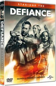 Defiance. Stagione 3 (4 DVD) - DVD