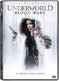 Cover Dvd Underworld. Blood Wars (DVD)