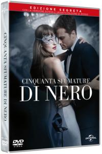Cover Dvd Cinquanta sfumature di nero (DVD) (DVD)