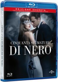 Cover Dvd Cinquanta sfumature di nero (Blu-ray) (Blu-ray)