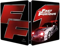 Cover Dvd Fast and Furious. Con Steelbook (Blu-ray) (Blu-ray)