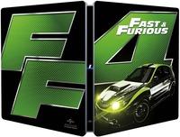 Cover Dvd Fast & Furious. Solo parti originali. Con Steelbook (Blu-ray) (Blu-ray)