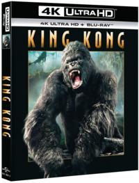 Cover Dvd King Kong (Blu-ray Ultra HD 4K)