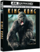 Cover Dvd DVD King Kong