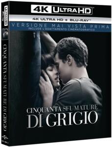 Film Cinquanta sfumature di grigio (Blu-ray + Blu-ray 4K Ultra HD) Sam Taylor-Johnson