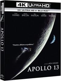 Cover Dvd Apollo 13 (Blu-ray Ultra HD 4K)