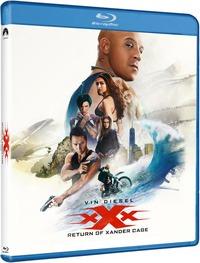 Cover Dvd xXx. Il ritorno di Xander Cage (Blu-ray) (Blu-ray)
