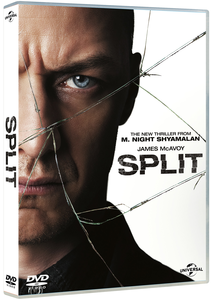 Film Split (DVD) Manoj Night Shyamalan